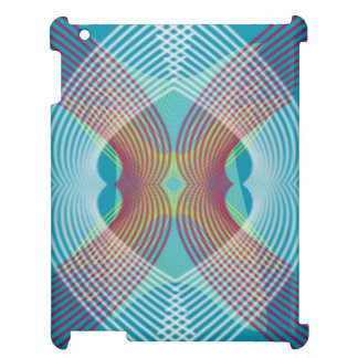 TRANSPARENT CURVES CASE FOR THE iPad