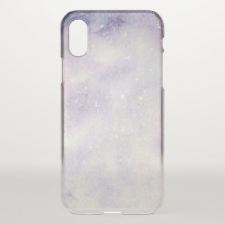 transparent galaxy phone case
