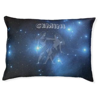 Transparent Gemini Pet Bed