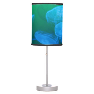 Transparent Jellyfish Desk Lamp