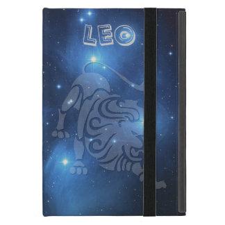 Transparent Leo Cover For iPad Mini