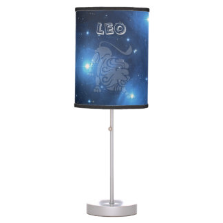 Transparent Leo Table Lamp