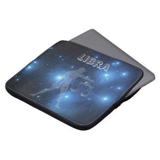 Transparent Libra Laptop Sleeve