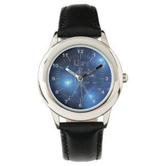 Transparent Libra Wristwatch