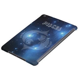 Transparent Pisces iPad Air Cases