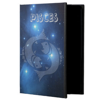 Transparent Pisces Powis iPad Air 2 Case