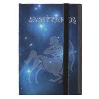 Transparent Sagittarius iPad Mini Cover