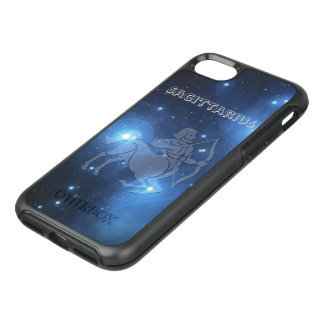 Transparent Sagittarius OtterBox Symmetry iPhone 8/7 Case