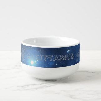 transparent Sagittarius Soup Mug