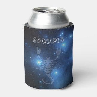 Transparent Scorpio Can Cooler