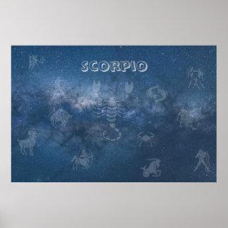 Transparent Scorpio Poster