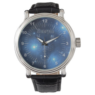 Transparent Scorpio Wristwatch