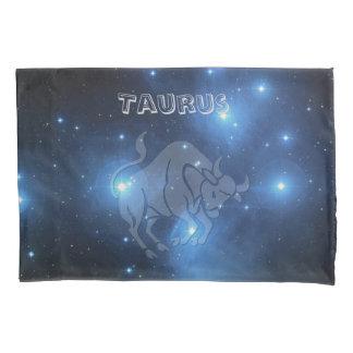 Transparent Taurus Pillowcase