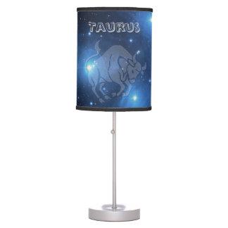 Transparent Taurus Table Lamp