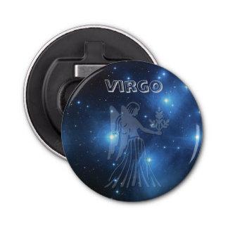 Transparent Virgo Bottle Opener