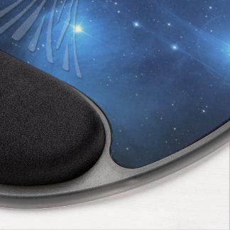 Transparent Virgo Gel Mouse Pad