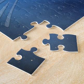 Transparent Virgo Jigsaw Puzzle
