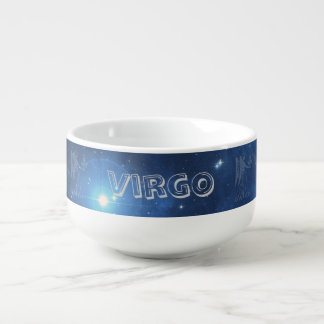 Transparent Virgo Soup Mug