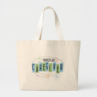 Transplant Caregiver tote bag
