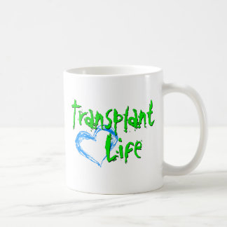 Transplant Life mug