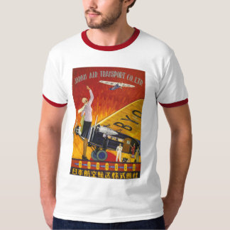 Transport aérien du Japon T-shirt