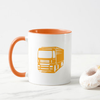 Transportation and Logistics Mug