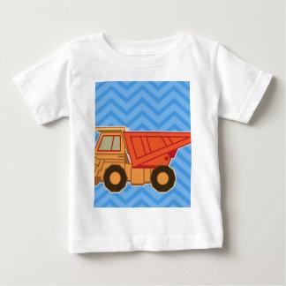 Transportation Heavy Equipment Dump truck Baby T-Shirt