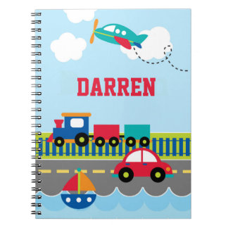 Transportation Notebook