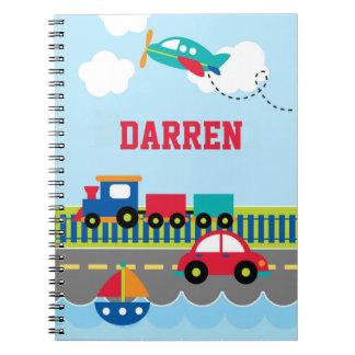 Transportation Notebook