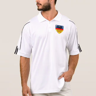 Transylvania coat of arms old polo shirt