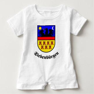 "Transylvania coat of arms ""Transylvania "" Baby Romper"