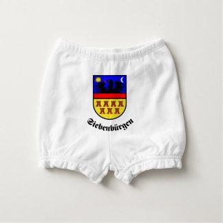 "Transylvania coat of arms ""Transylvania "" Diaper Cover"