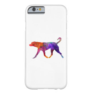 Transylvanian Hound in watercolor Barely There iPhone 6 Case
