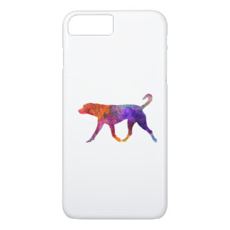Transylvanian Hound in watercolor iPhone 8 Plus/7 Plus Case