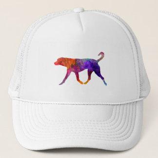 Transylvanian Hound in watercolor Trucker Hat