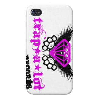 trap a lot records log0 main iPhone 4/4S cases