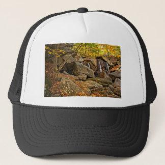 Trap Falls in Autumn Trucker Hat