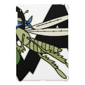 Trap Grasshopper iPad Mini Cover