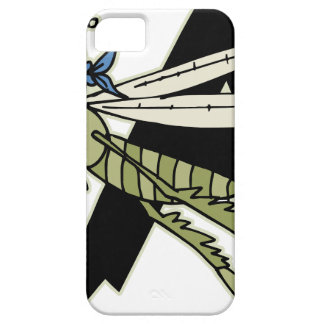 Trap Grasshopper iPhone 5 Cover