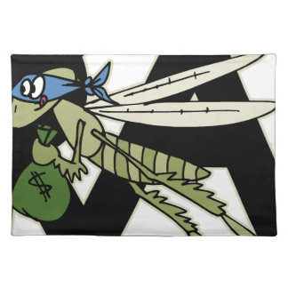 Trap Grasshopper Placemat