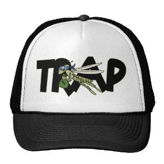 Trap Grasshopper Trucker Hat