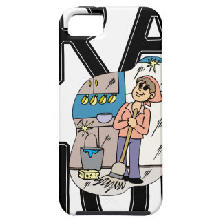 Trap Mom iPhone 5 Cases