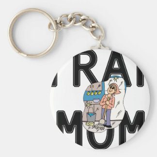 Trap Mom Keychain