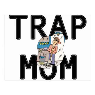 Trap Mom Postcard
