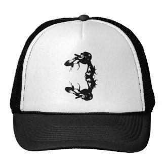 trap rapper trucker hat