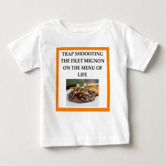 trap shooting baby T-Shirt