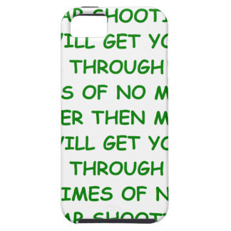 trap shooting iPhone 5 cover