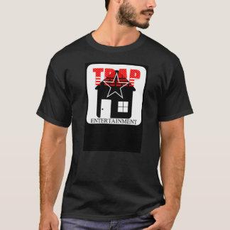 Trap Star Entertainment Logo SS T-Shirt