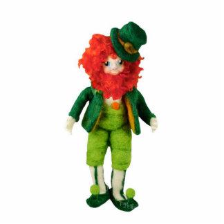 Trap the Elf™ (aka Leprechaun) - Official Winter Standing Photo Sculpture