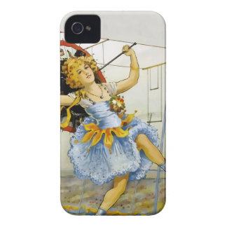 Trapeeze Artist iPhone 4 Case-Mate Case